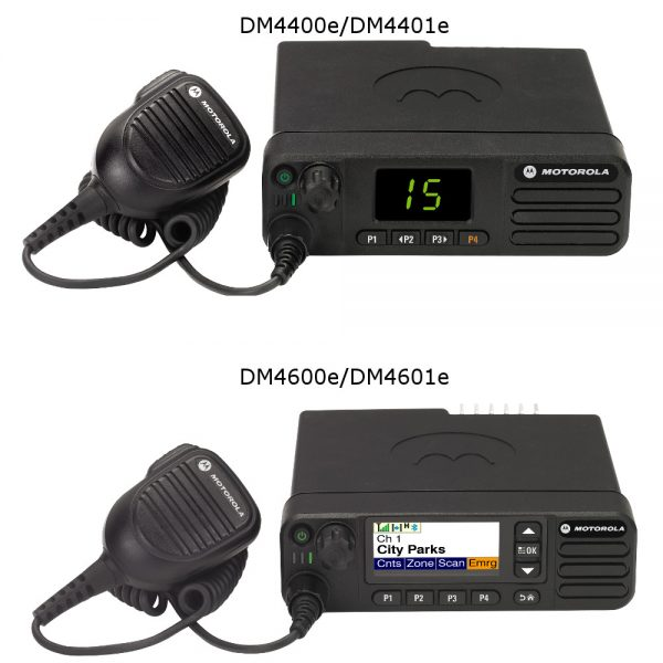 MOTOTRBO DM4000e-Serie
