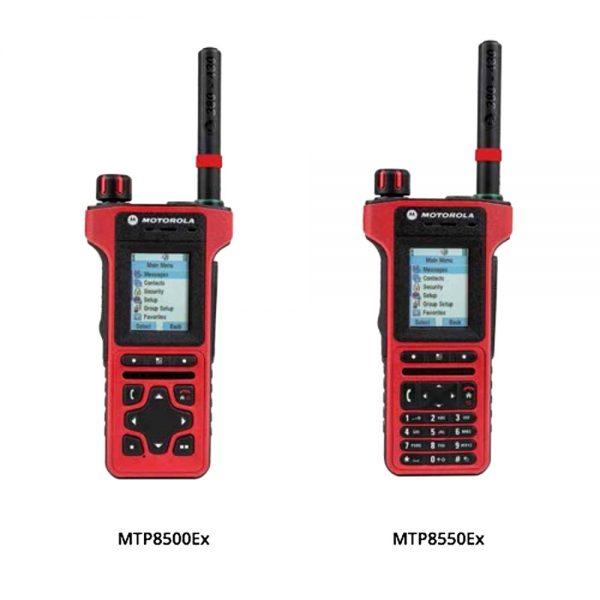 MOTOTRBO MTP8000ex