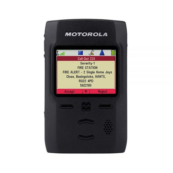 MOTOTRBO TPG2200 Pager