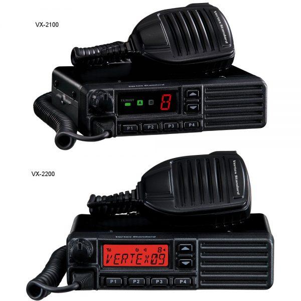 VertexStandard VX2100 VX2200