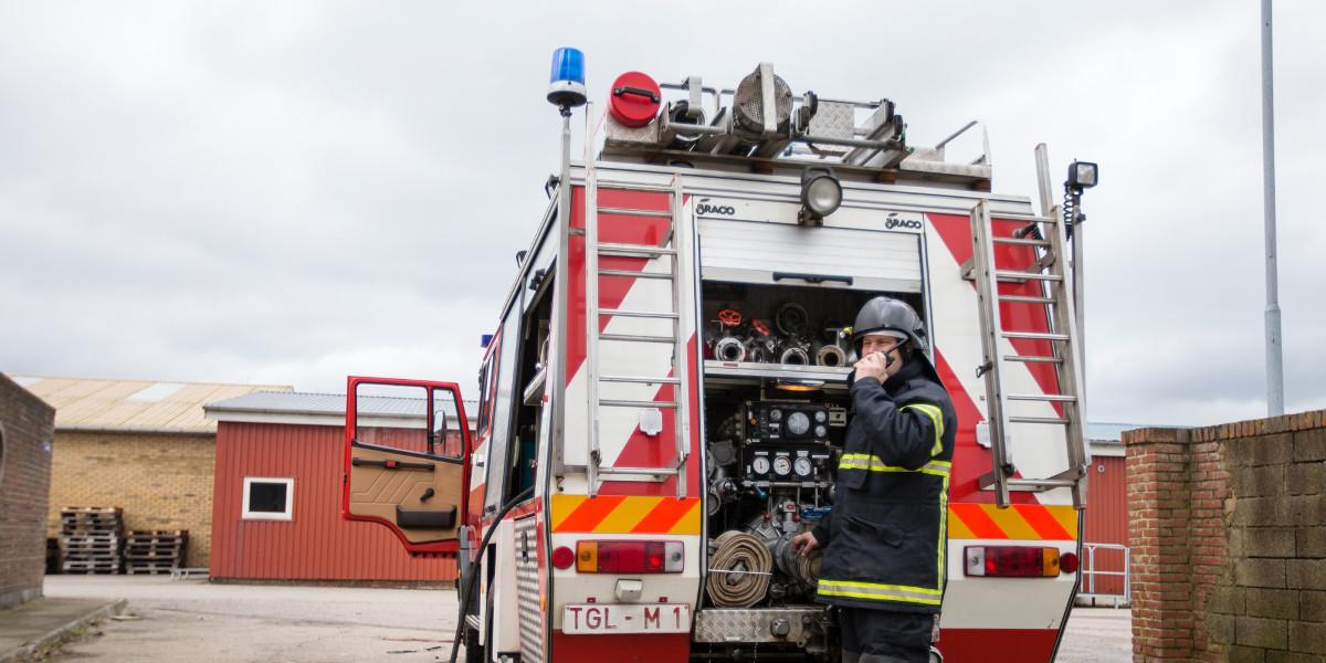 Motorola Funk Feuerwehr